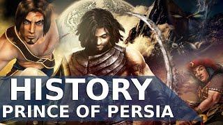 Historia - Prince of Persia