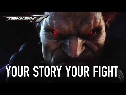 Tekken 7 - PS4/XB1/PC - Your story, your fight (Golden Joysticks Award Trailer)