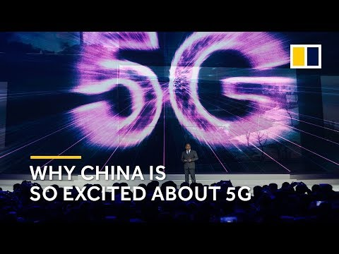What is 5G? And why China is racing to become the global leader in this technology