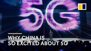 Why China is racing to become the global leader in 5G technology