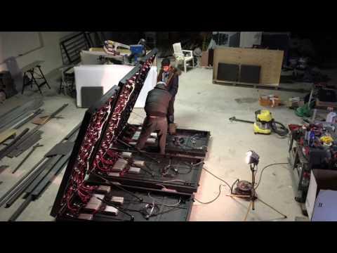Fabrication et fourniture d'un écran géant LED P6mm pour Décopub