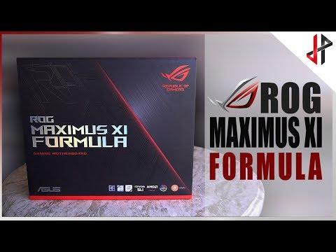 Asus ROG Maximus XI Formula!