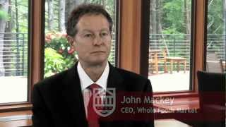 Strategic Capitalism:  An interview with Whole Foods Market CEO John Mackey