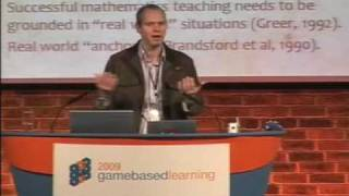 Game Based Learning 2009 - Dr Jacob Habgood, Head of Serious Games, Sumo Digital