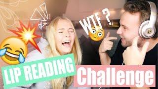 LIP READING CHALLENGE mit TOPIC   Dagi Bee thumbnail