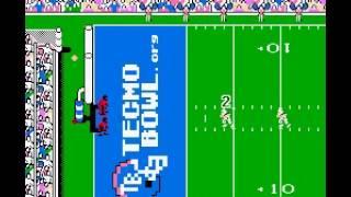 Tecmo Super Bowl 2014 (tecmobowl.org hack) - High Score Run - User video