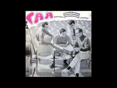 Gaya - Gaya (FULL ALBUM, mod / funk / soul, 1974, Azerbaijan, USSR)