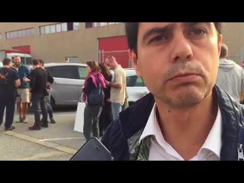 El alcalde de Igualada, sobre los registros de la Guardia Civil en Òdena