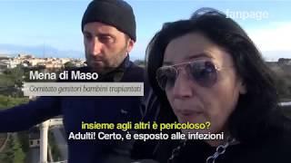 Napoli, genitori dei bimbi trapiantati: