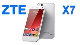 zTE Blade X7 самый полный обзор смартфона: премиальный вид за 150