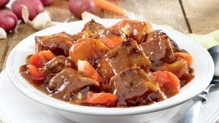 Oven Beef Stew  Beef Recipe - Healthy Food - Diabetic Food - How To