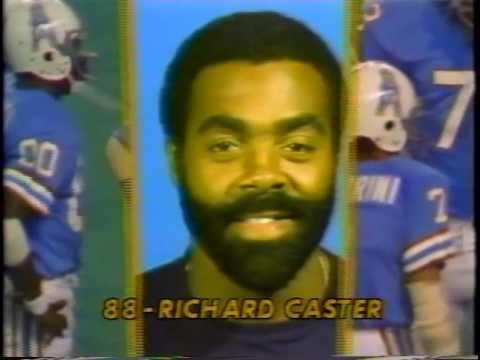 Nov 20, 1978-Week 12-MNF-Oilers vs. Dolphins-(Halftime & Second Half)