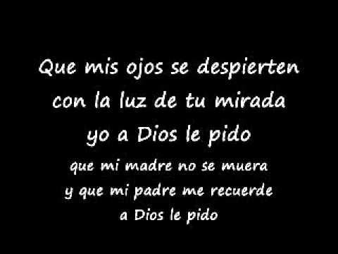 Juanes - A Dios le Pido translation in English | Musixmatch