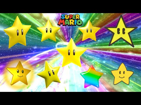 All Mario Super Star Themes Medley 19852015