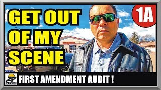 """I'M THE CHIEF OF POLICE, YOU'RE OBSTRUCTING"" - Utah RCPD - First Amendment Audit - Amagansett Press"