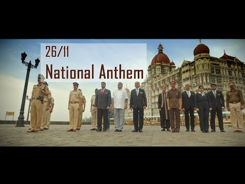 26/11 National Anthem - Tribute to the unsung heroes of 26/11/2008 | Fadoo TV