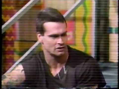 Henry Rollins -on near death experience- his childhood- Joe Cole- Interview 1992