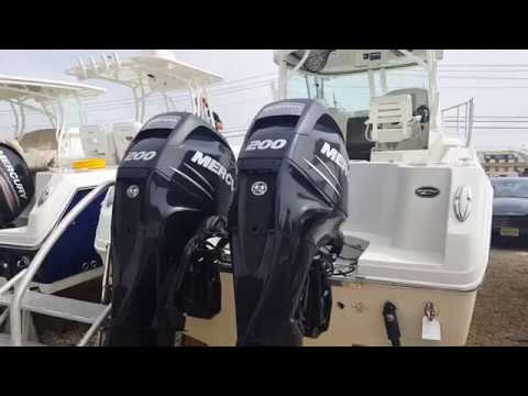 2016 Sailfish 270 Walkaround Boat For Sale at MarineMax Ship Bottom