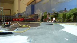 Vlog 34 Rhineland Train Layout Update - Xing