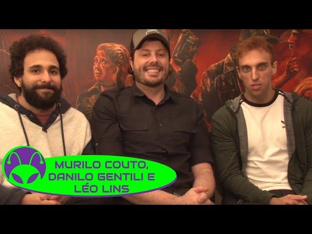 Exterminadores do Além | Danilo Gentili, Murilo Couto e Léo Lins