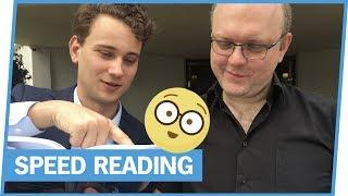 📖📖📖SPEED READING TECHNIQUES 📚📚📚(world champion speed reading Michel Wozniak)