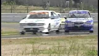 1995 JTCC 十勝 本山VS正美 伝説のパドック騒動