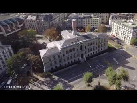 Université de Genève - Présentation 2015