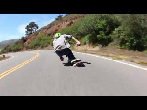 Bonzing Skateboards: Alex