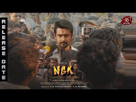 Suriya's NGK Release Date Details | Suriya | Selvaraghavan | Rakul Preet Singh