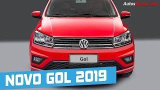 Novo Gol 2019 : Motor e Detalhes - Autos Novos