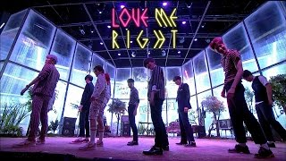 Gambar cover EXO(엑소) - LOVE ME RIGHT 교차편집 / Stage Mix