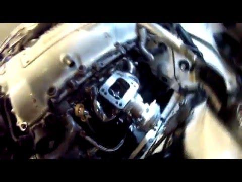 180sx k27 turbo install