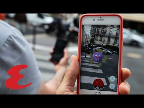 Pokémon GO Players are Now Illegally Crossing Borders