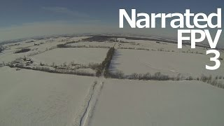 Narrated FPV 3 - First Flight with Rangelink