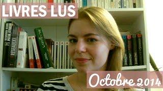 LIVRES LUS | Octobre 2014