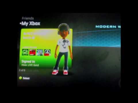 Xbox 360 NXE Error