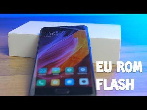 Xiaomi EU ROM Flash Tutorial [Deutsch/German]