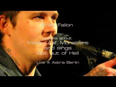 Brian Fallon & The Crowes 9 Songs Best of live Astra Berlin