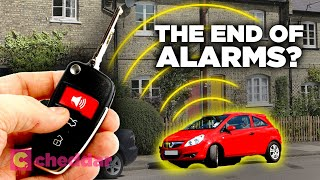 Why Obnoxiously Loud Car Alarms Aren't As Common Today- Cheddar Explains