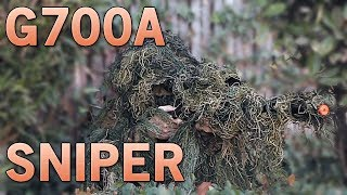 Custom G700a Sniper Rifle - Best Sniper For Your Wallet | Airsoft Gi