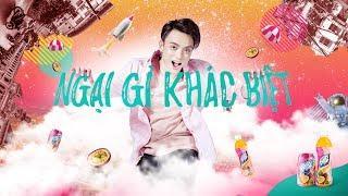 Ngại Gì Khác Biệt - Soobin Hoàng Sơn |  Official Lyrics Video