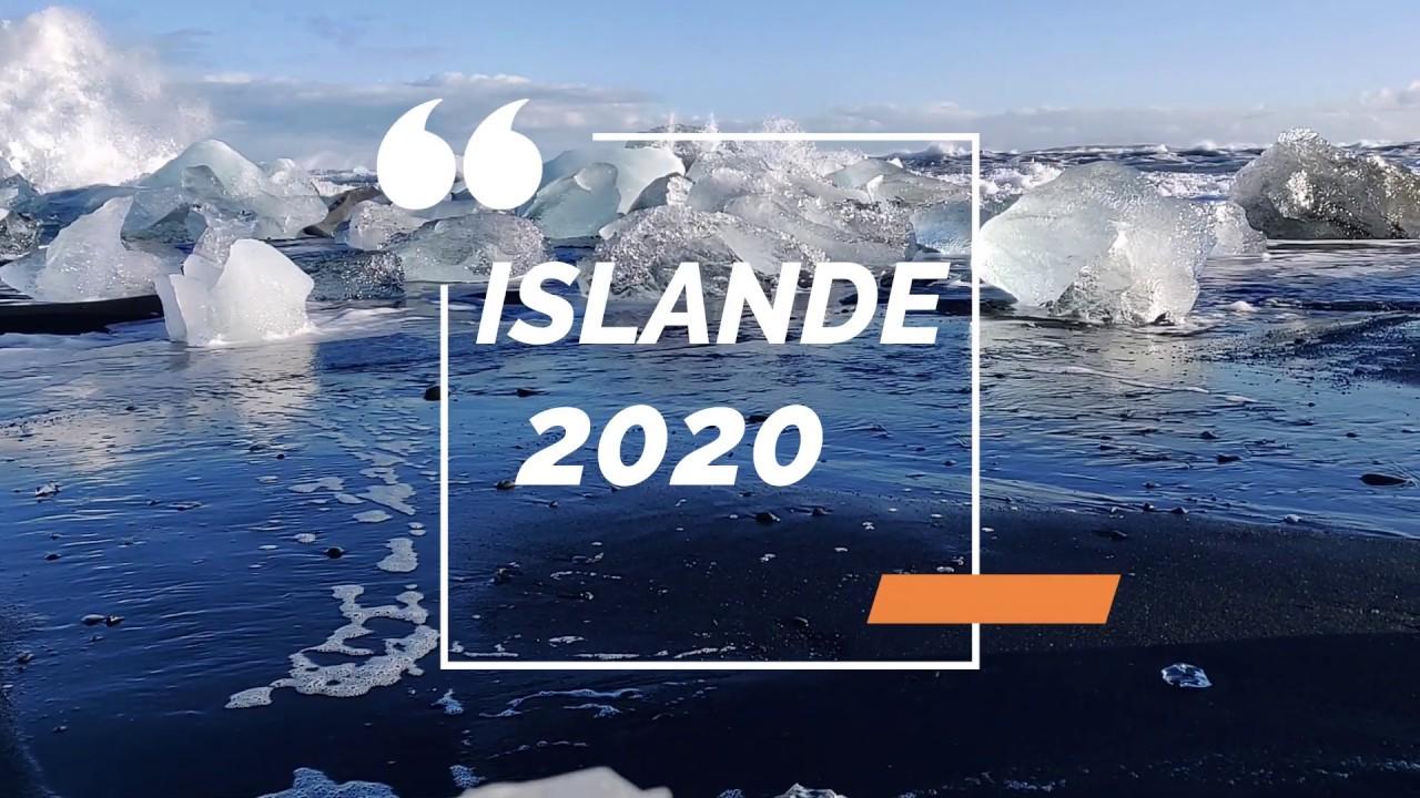 |VIDEO : Voyage en islande 2020 |