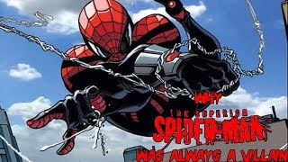 Why Superior Spider-Man was always a Villain