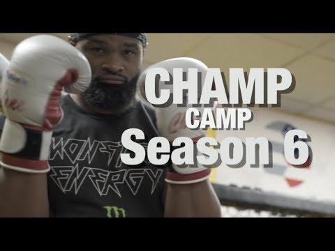 UFC 235: Champ Camp 6 Tyron Woodley Ep.1