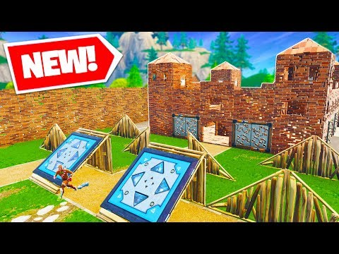 *NEW* CASTLE WARS Gamemode In Fortnite Battle Royale! W/ Lazarbeam, Vikkstar123 & Typical Gamer