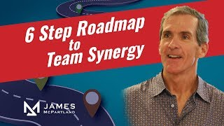 6 Step Roadmap to Elevate Team Synergy by James McPartland