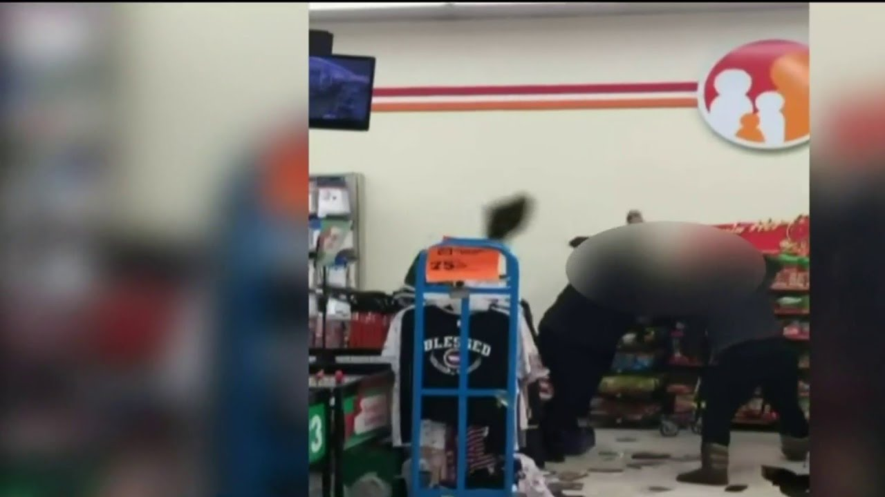 Detroit police investigating brawl at Family Dollar store on city's west side