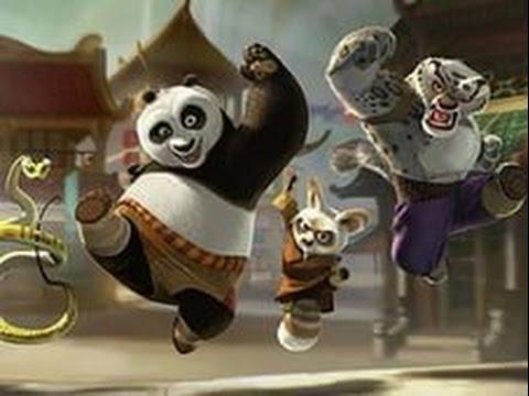 кунг фу панда мультфильм 2008