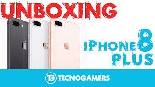 Unboxing iPhone 8 Plus en Español | Presentó algo nuevo Apple?