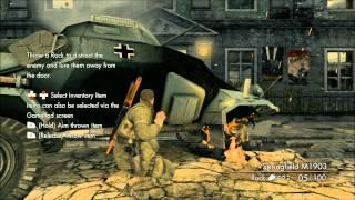 Sniper Elite V2 Nintendo Wii U + Tim